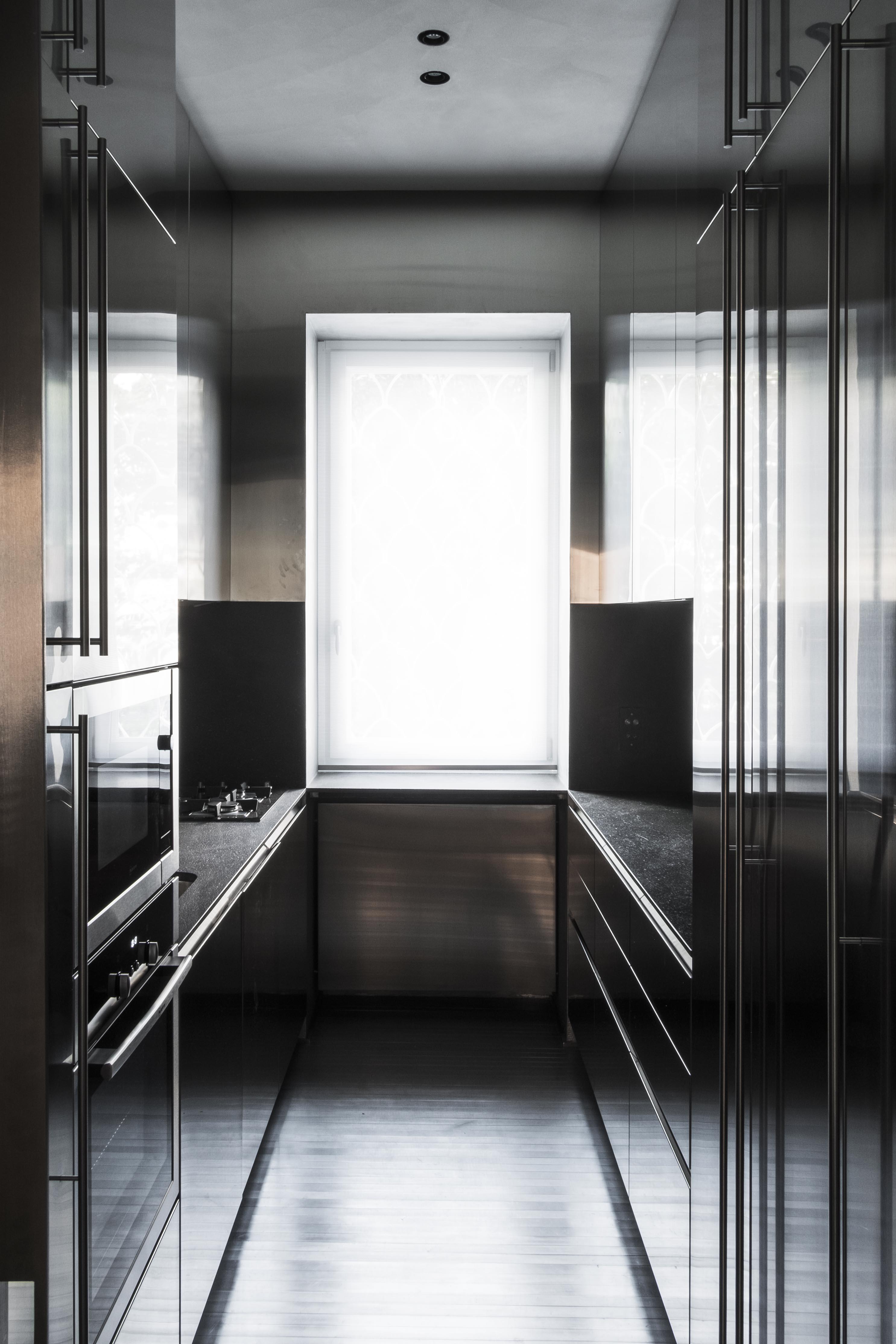 villa riccio morq design metal proget