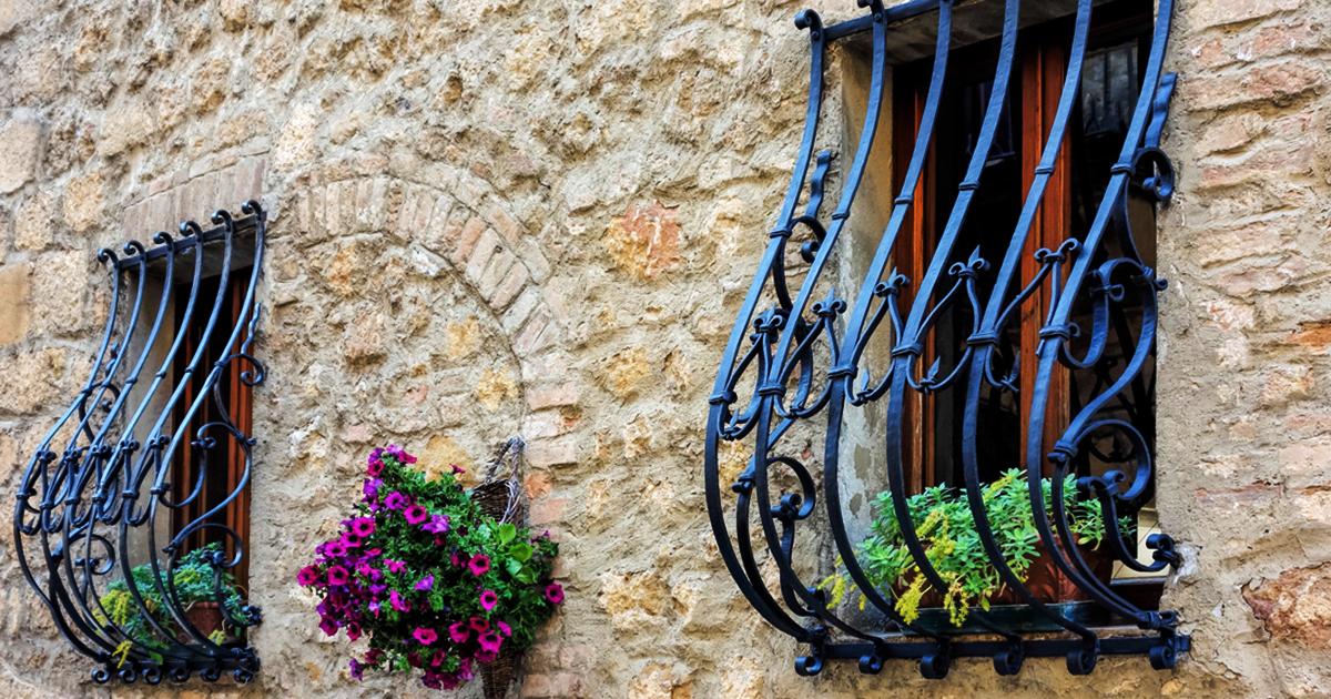 Come scegliere le inferriate per porte e finestre